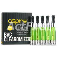 Aspire CE5 1.8ml BVC クリアカトマイザー Clearomizer (5個入)